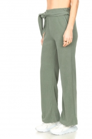 JC Sophie |  Trousers Gustava | green  | Picture 5