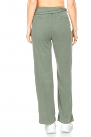 JC Sophie |  Trousers Gustava | green  | Picture 6