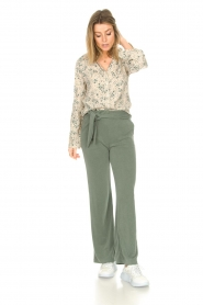 JC Sophie |  Trousers Gustava | green  | Picture 3
