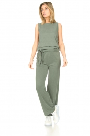 JC Sophie |  Trousers Gustava | green  | Picture 2