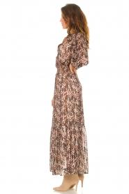 Dante 6 |  Maxi dress with lurex Elisabel | multi  | Picture 5