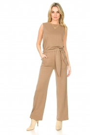 JC Sophie |  Trousers Gustava | brown   | Picture 3