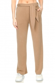JC Sophie |  Trousers Gustava | brown   | Picture 4