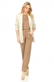 JC Sophie |  Trousers Gustava | brown   | Picture 2