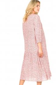 JC Sophie |  Floral midi dress Georgia | pink  | Picture 7