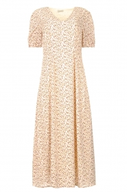 JC Sophie |  Floral maxi dress Geranium | pink   | Picture 1