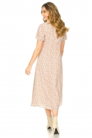 JC Sophie |  Floral maxi dress Geranium | pink   | Picture 6