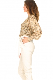 Dante 6    Top with lurex Glorie   natural    Picture 5