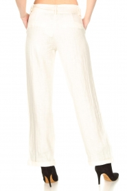 JC Sophie |  Ramie trousers Gerdelia   | Picture 6