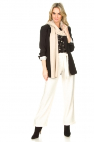 JC Sophie |  Ramie trousers Gerdelia   | Picture 3