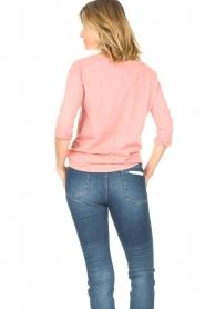 Blaumax | Katoenen T-shirt Garta | roze  | Afbeelding 5