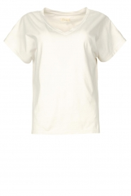 Blaumax |  Cotton T-shirt Barbados | white  | Picture 1