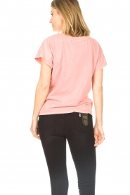 Blaumax |  Cotton T-shirt Barbados | pink  | Picture 7