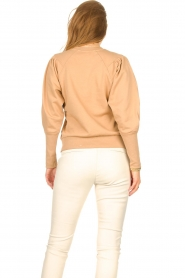 Dante 6 |  Sweater Beau | camel  | Picture 7