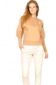 Dante 6 |  Sweater Beau | camel  | Picture 2