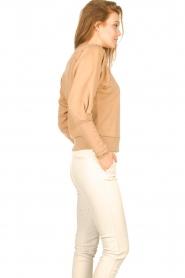 Dante 6 |  Sweater Beau | camel  | Picture 6