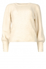 Dante 6 |  Knitted sweater Salai | natural  | Picture 1