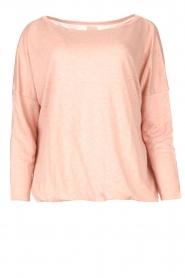 Blaumax |  Linen top Santiago | pink  | Picture 1