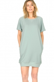 Blaumax |  Sweater dress Queens | blue  | Picture 5