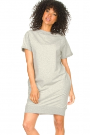 Blaumax |  Sweater dress Queens | grey  | Picture 4