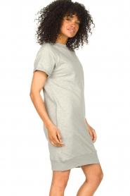 Blaumax |  Sweater dress Queens | grey  | Picture 6