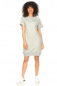 Blaumax |  Sweater dress Queens | grey  | Picture 3