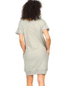 Blaumax |  Sweater dress Queens | grey  | Picture 7