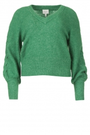 Dante 6 |  Knitted sweater Broame | green  | Picture 1