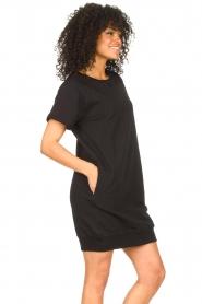 Blaumax    Cotton sweater dress Queens   black    Picture 2
