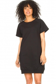 Blaumax    Cotton sweater dress Queens   black    Picture 5