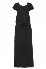 Blaumax |  Maxi dress with pockets Townsville | black  | Picture 1