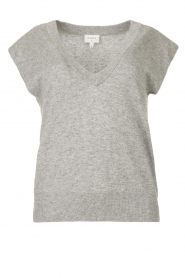 Dante 6 |  Spencer with shoulder pads Talou | grey  | Picture 1