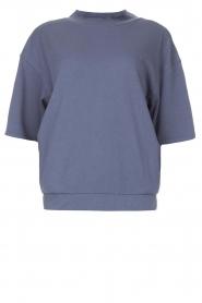 Blaumax |  Turtleneck sweater Josea | blue  | Picture 1