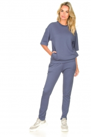 Blaumax |  Sweatpants Zia | blue  | Picture 2