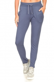 Blaumax |  Sweatpants Zia | blue  | Picture 4