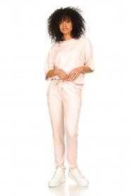 Blaumax |  Sweatpants Zia | pink  | Picture 3