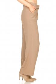 Dante 6 |  Wide leg trousers Abella | camel  | Picture 5