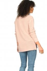 Blaumax |  Cotton sweater Ann | pink  | Picture 6