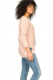 Blaumax |  Cotton sweater Ann | pink  | Picture 5