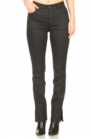 Dante 6    Pants with coating Melle   black    Picture 5