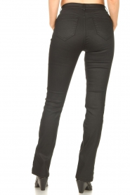 Dante 6    Pants with coating Melle   black    Picture 7