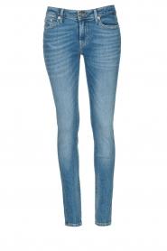7 For All Mankind |  Cigarette leg jeans Pyper | light blue  | Picture 1