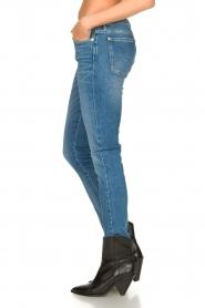 7 For All Mankind |  Cigarette leg jeans Pyper | light blue  | Picture 6