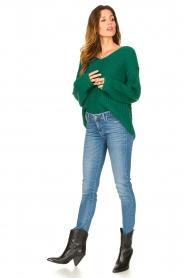 7 For All Mankind |  Cigarette leg jeans Pyper | light blue  | Picture 2