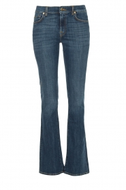 7 For All Mankind |  Bootcut jeans YR2000 | blauw