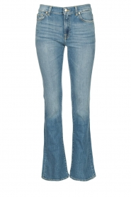 7 For All Mankind |  Bootcut jeans YR2000 | light blue  | Picture 1