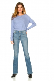 7 For All Mankind |  Bootcut jeans YR2000 | light blue  | Picture 4