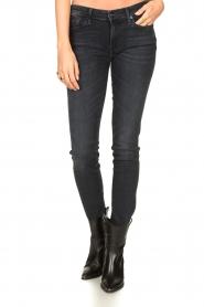 7 For All Mankind |  Cigarette leg jeans Pyper | black  | Picture 4