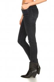 7 For All Mankind |  Cigarette leg jeans Pyper | black  | Picture 6