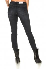 7 For All Mankind |  Cigarette leg jeans Pyper | black  | Picture 7